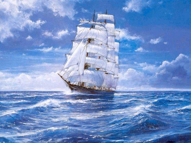 Почему скорость кораблей не определяется в километрах: история загадочных морских узлов