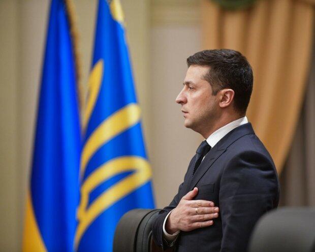 Зеленский, фото Администрация президента
