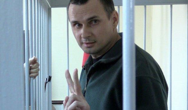 Олег Сенцов пожаловался на пытки ФСБ