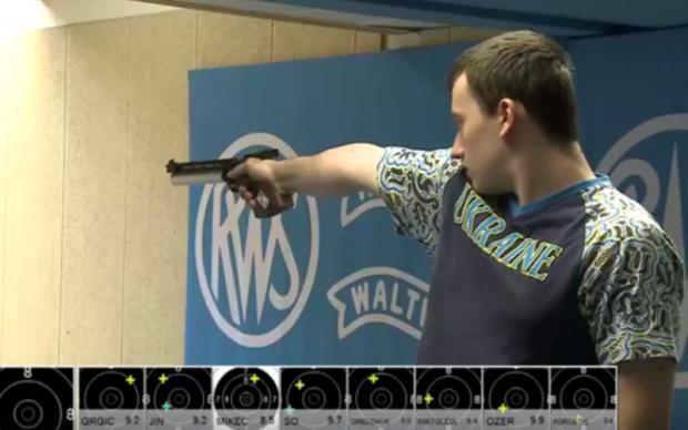 Український стрілець сенсаційно виграв Кубок світу