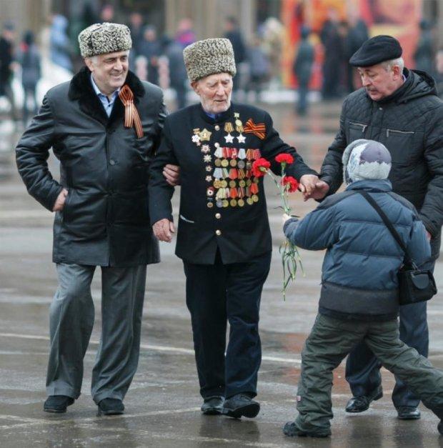За Сталінградську битву ветеранам видали мило та йод