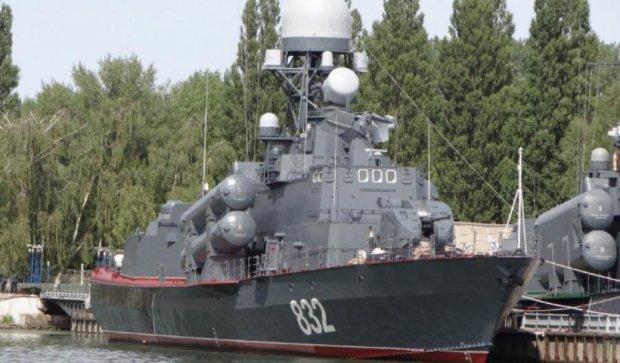 Єгипту передали російський ракетний катер - блогер