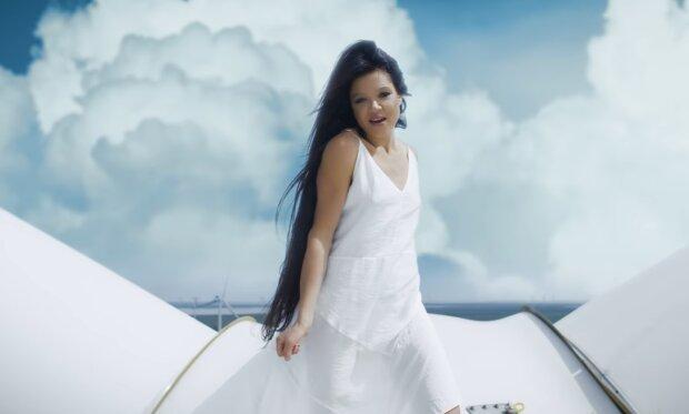 Руслана Лижичко, скріншот з кліпу