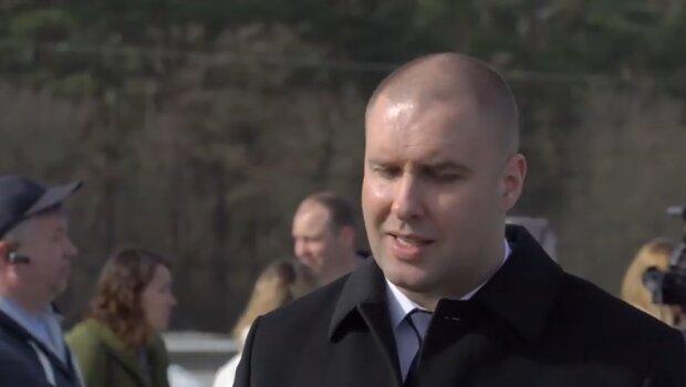 Олег Синєгубов, скриншот: YouTube