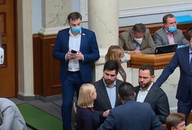 Народные депутаты, скриншот: YouTube