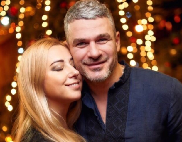 Тоня Матвиенко с Арсеном Мирзояном, фото с Instagram