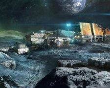 колонізація Місяця