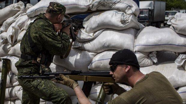 """Банду """"зелених чоловічків"""" схопили під Дніпром: будували блокпост для Путіна"""