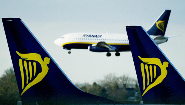 Ryanair, фото: Getty Images