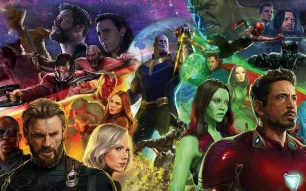 День наоборот: крепышей из Marvel превратили в девченок
