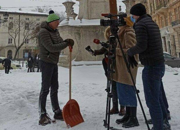 Андрей Садовый, фото из Фейсбука