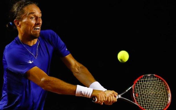 Український тенісист Долгополов поступився у фіналі кваліфікації турніру в Римі