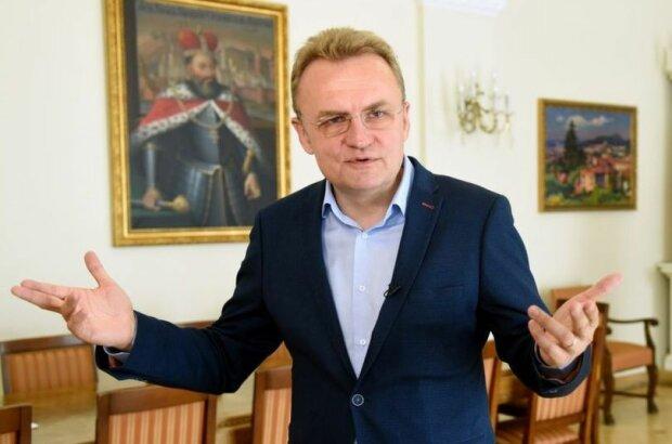 Мэр Львова Андрей Садовый, фото Радио Свобода