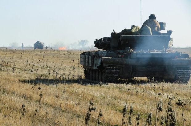 Обстріли на Донбасі, фото: ООС / Facebook