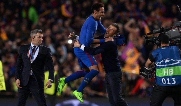 Тренер Барселоны: Эта победа посвящена всем, кто верил в нас с первого матча