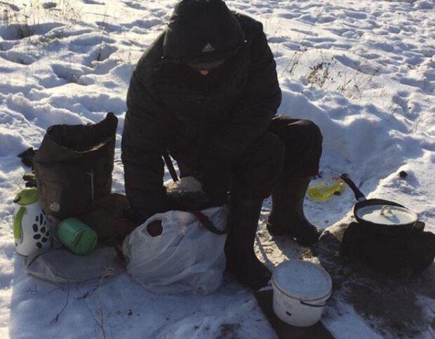 В Харькове пенсионеру нужна помощь, фото: Instagram kharkiv-1654