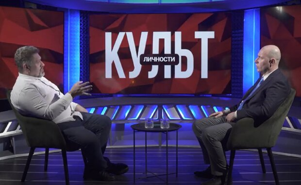Кость Бондаренко, скриншот видео