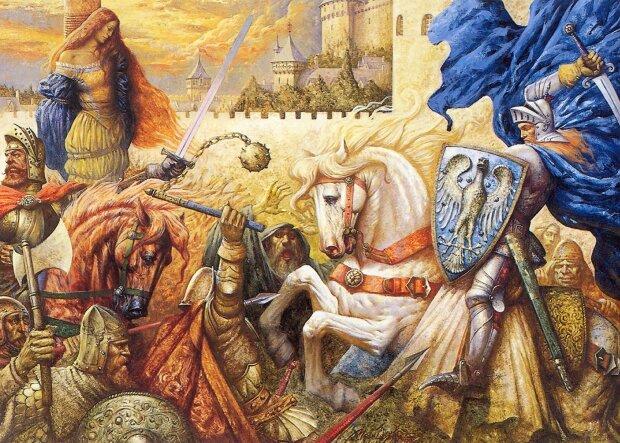 Король Артур, ілюстрація: artchive.ru