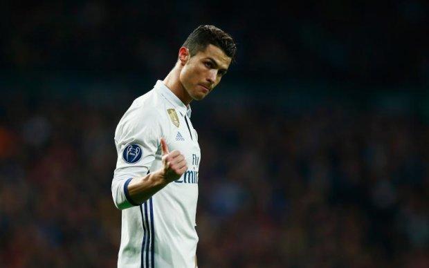 Роналду попросив Реал відпустити його в європейський гранд