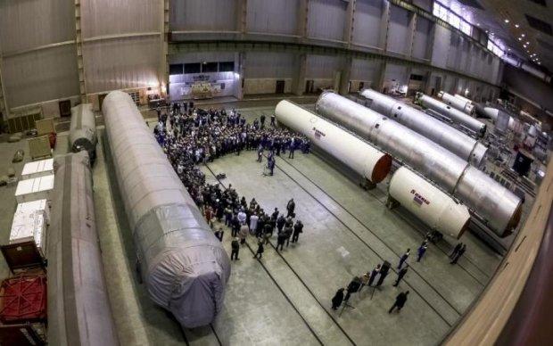 Україна повернулась у сім'ю космічних держав