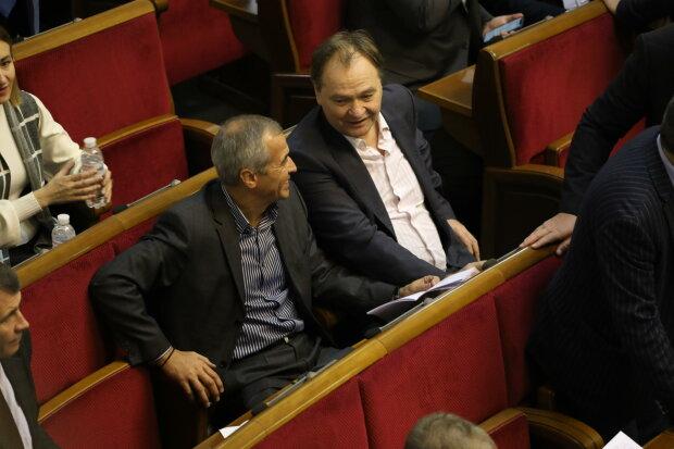 Володимир Кальцев у Раді, фото: 24 канал
