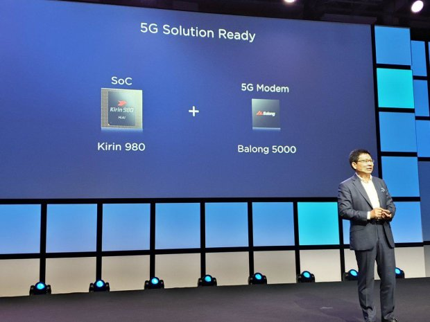 Huawei представила 5G-модем с невероятными возможностями