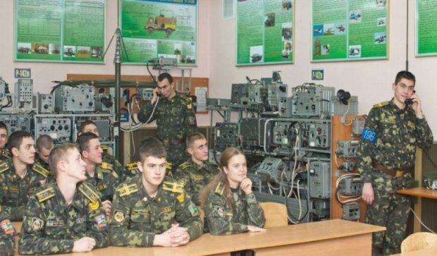 Українські офіцери мають за рік вивчити англійську мову