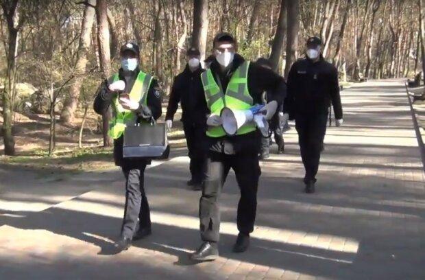 поліція скріншот з відео