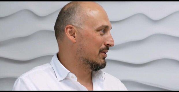 Олег Грамотенко, фото: скриншот из видео