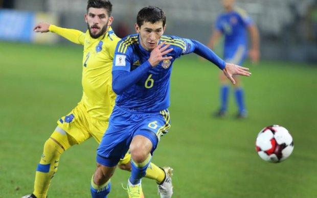 Матч Косово-Україна під загрозою зриву