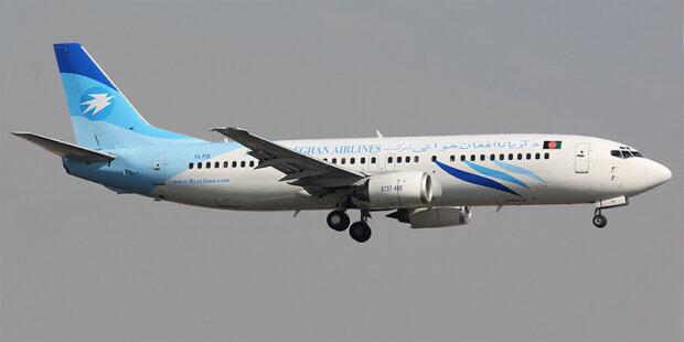 Самолет Air Ariana