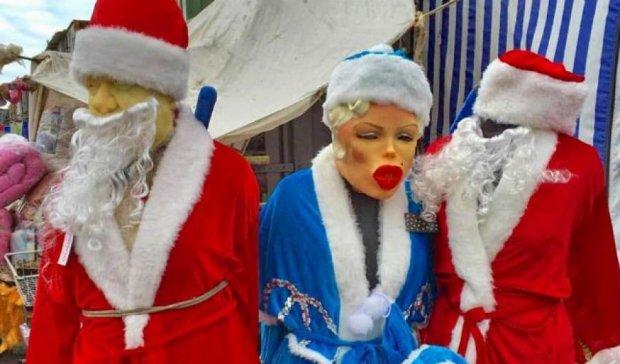 ТОП-7 неудачных новогодних костюмов (фото)