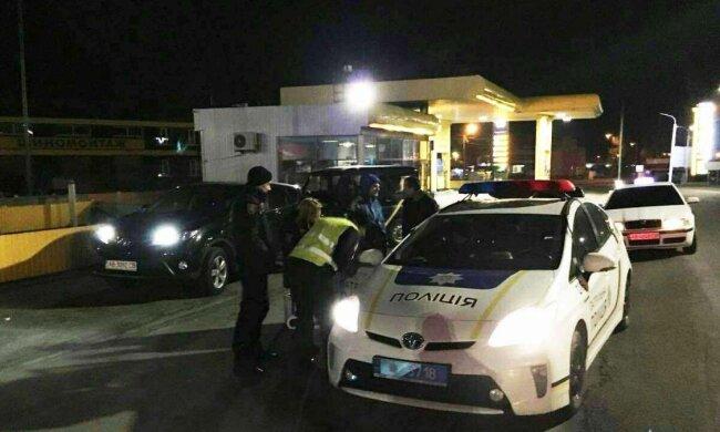 У Вінниці затримали п'яного водія, фото: Вінниця Ок