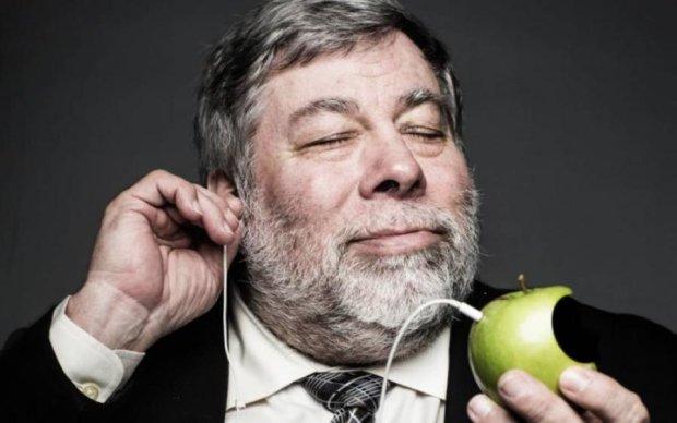 Стів Возняк: цікаві факти про Apple