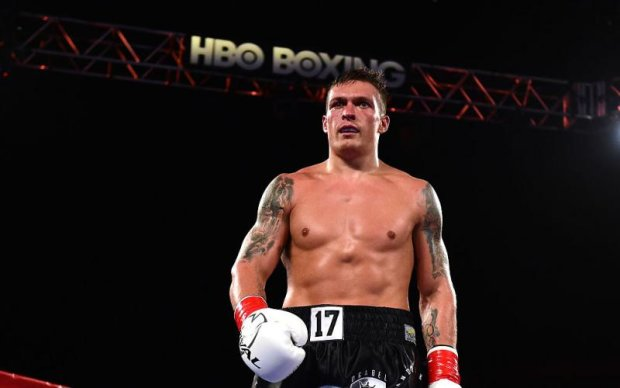 Усик буде присутнім на жеребкуванні Всесвітньої боксерської суперсерії