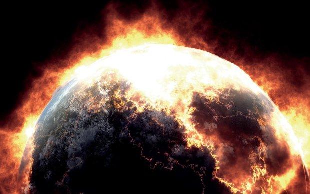 Библейское пророчество о конце света: Земля бьется в конвульсиях