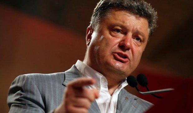 Діалог з Донбасом можливий після чесних виборів - Порошенко