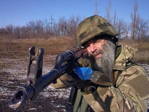 Ортодоксальный еврей воюет против российской армии