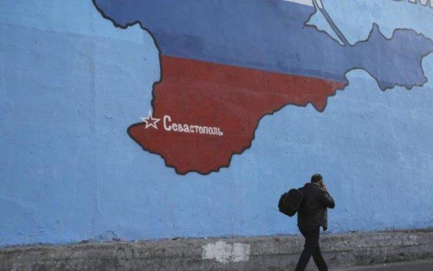 РосЗМІ побачили у Криму європейську делегацію