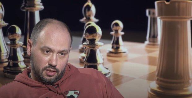 Алексей Гриценко, скриншот видео