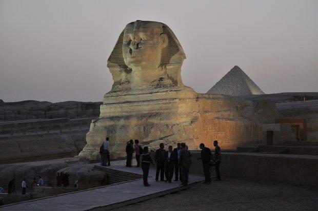 Борода Сфинкса, мечеть Бабри и другие древние артефакты, за которые государства все еще дерутся