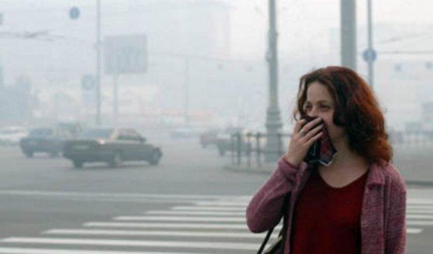 Забруднене повітря повільно вбиває понад 80% жителів міст