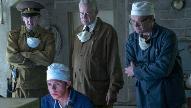 """""""Чернобыль"""" он НВО: сценарий главного сериала ХХІ века слили в сеть"""