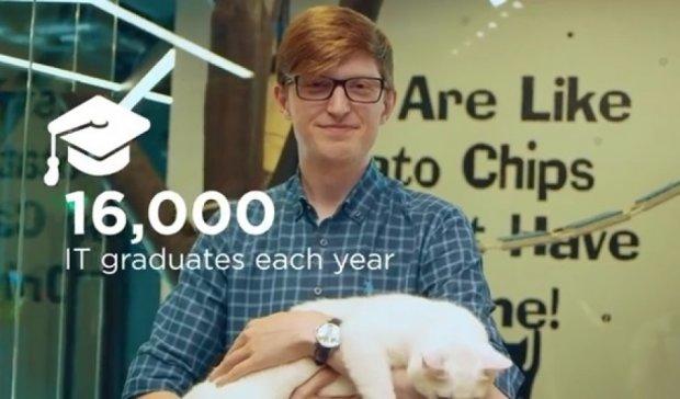 Украинцы сняли рекламу для иностранных инвесторов (видео)