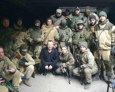 Вадим Самойлов з сепаратистами, Країна