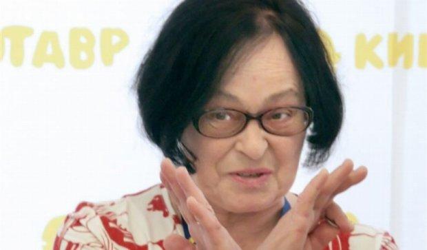 Кіра Муратова підтримала Україну проти агресії Росії