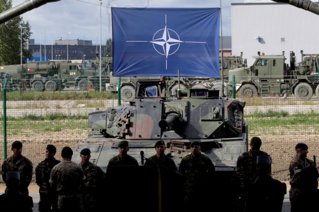 Украина в НАТО