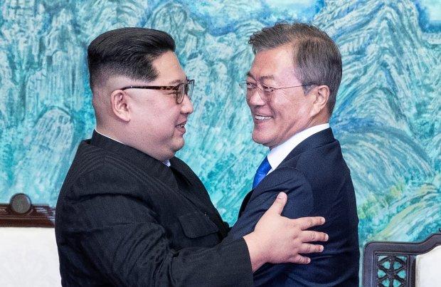 Південна і Північна Корея вирішили разом пускати ракети в недруга