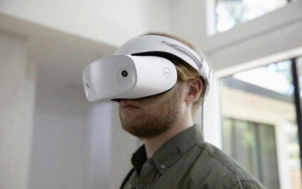 Dell вышла на рынок виртуальной реальности