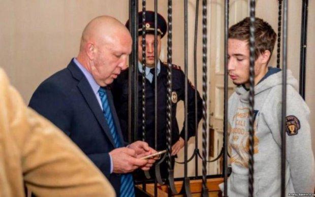 Дело Гриба: пленный украинец не вырвался из лап оккупантов